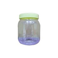 Plastic Canning Jars
