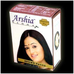 Arshia Henna (Brown Henna)
