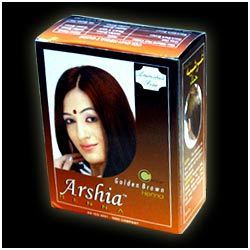 Arshia Henna (Golden Brown Henna)