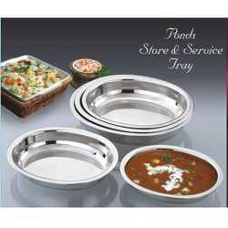Store And Service Tray