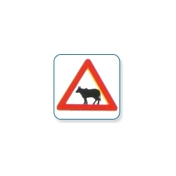 Cattle Sign Board