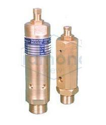 "1/2"" Thread Safety Pressure Relief Valve for Air Compressor"