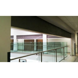 Smoke Curtains With Fail Safe Option