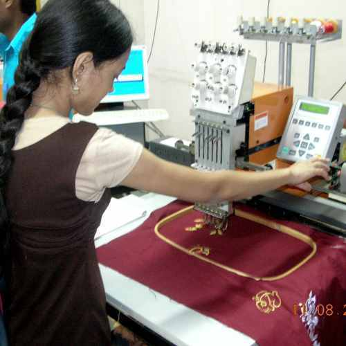 Embroidery Digitising Training Digitizing Training To Create Your Classy Sewing Machine Price In Hyderabad
