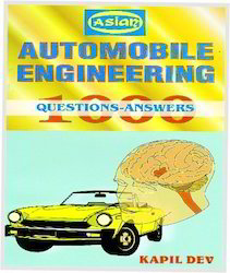 Automobile Engineering 1000 Questions Answers Books