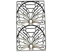 Iron Ornamental Grills