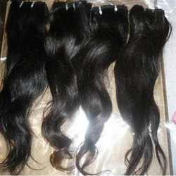 Machine Weft Natural Straight Hair