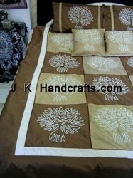 Printed Luxury Bed Spread