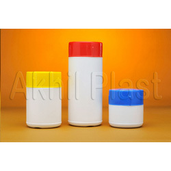 AP10 HDPE Big Cap Bottle