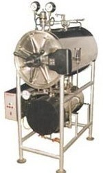 Cylindrical High Pressure, Autoclaves And Sterilizers