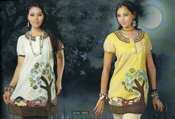 Ladies Cotton Kurtas