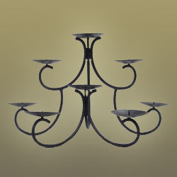Fire Place Candelabras
