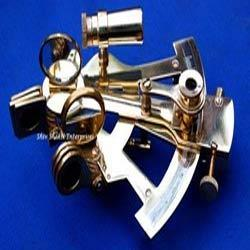 Antique Nautical Sextant