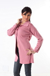 Ladies long sweater 20