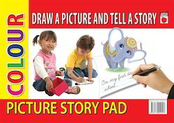 Draw A Picture And Tell A Story