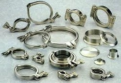Staniless Steel Tricolver Clamp