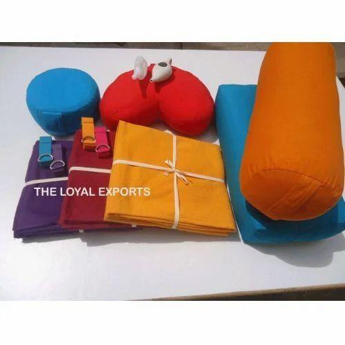 Yoga Rugs, Yoga Bolster, Meditation Cushion, Zabuton, Yoga