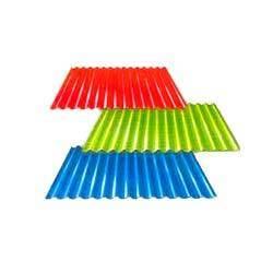 Color Galvanized Corrugated Sheets