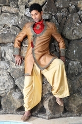 Traditional Indo Western Suit