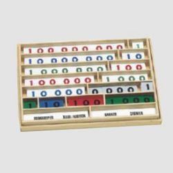 Montessori Bank Game