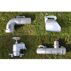 Aluminium Pipe Fitting