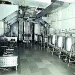 Tilting Boiling Station Area