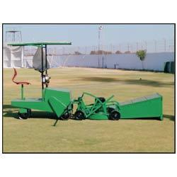 Ride On Electric Grass Cutter Rotary Type