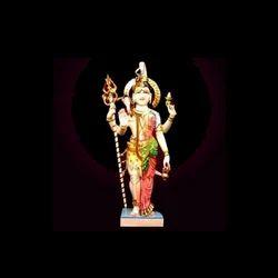 Ardhnarishwar Marble Statues