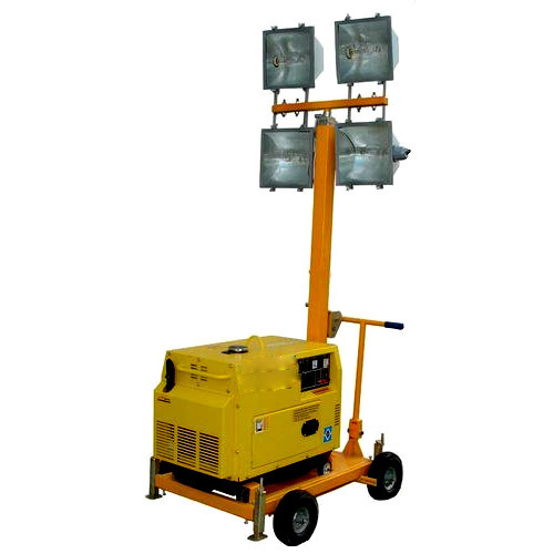 Light Generator Set Diesel Generator Set Mobile
