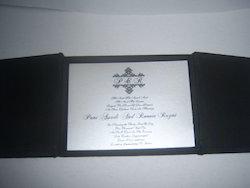 Handmade Paper Wedding Cards