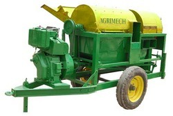 Engine Driven Multicrop Threshers
