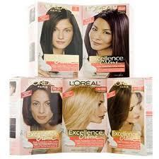 All Loreal Colours