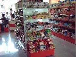 Retail Display Shelving 4