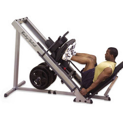 GLPH-1100 : Leg Press / Hack Squat Machine