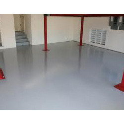 Epoxy-Cement Composite Floor