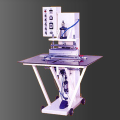 Two Side Expanding Index Folder Making Machine