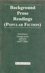 Background Prose Readings Popular Fiction