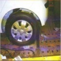 Tyre Lashing