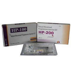 Natural Progesterone Injections