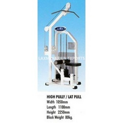 High Pully Lat Pully