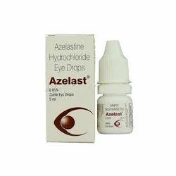 Azelastine Hydrochloride Eye Drops Bp