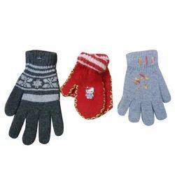 Designer Woolen Gloves