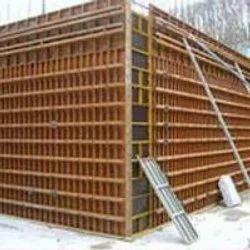 Wall Form Shuttering System