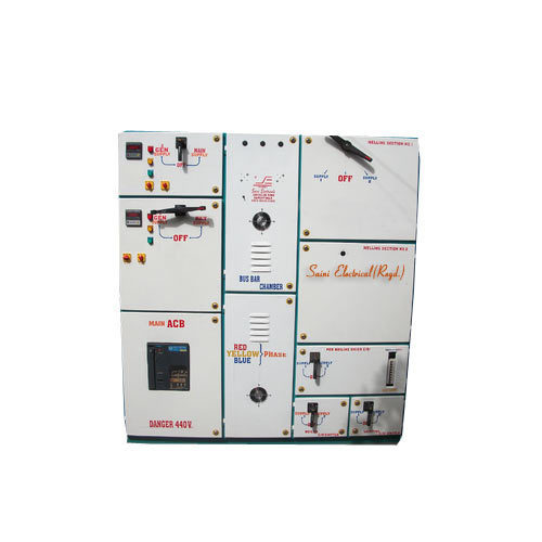 Main Distribution Control Panel
