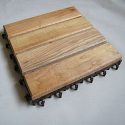 Wooden Strip Tile