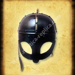 Viking Helmet Antique Finish