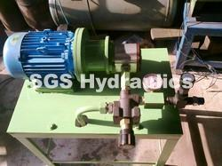 Hydraulic Oil Cooling System