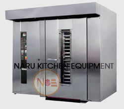 stainless steel rotary rack ovens