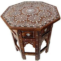 Wooden Crafted Tables