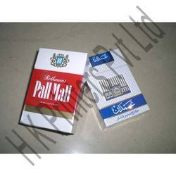 Cigarette Box And Packaging